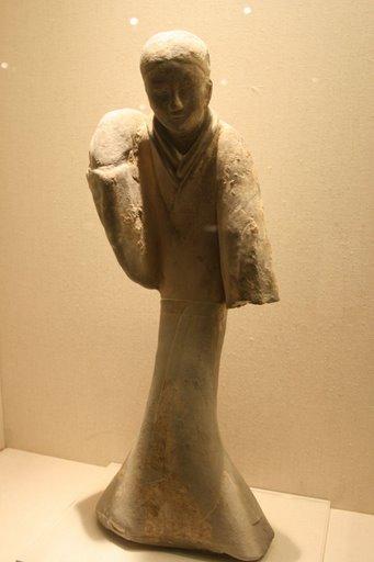 tượng gốm thời Tây Hán