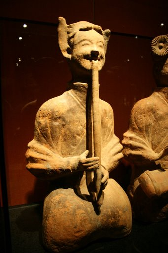 Tương nhạc công thời Đông Hán