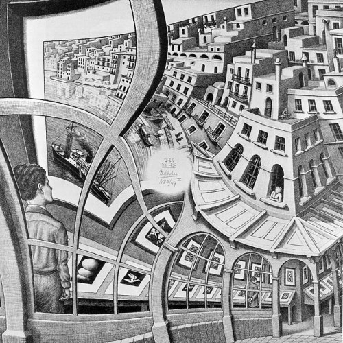 escher_mc_print_gallery_1956_lithograph_351