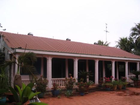Căn nhà cổ của ông Đúng giờ trở thành căn nhà hiện đại