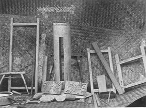 Những dụng cụ của thợ làm đồ gốm
