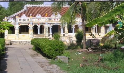 Nhà cổ của bà Hồng
