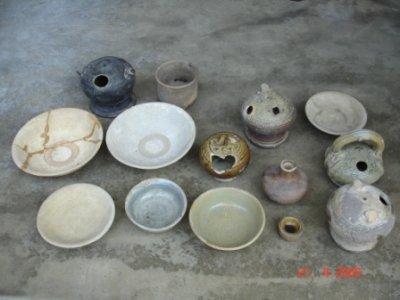 Cha con em đã trân trọng gìn giữ cổ vật Gốm Xưa dù có nhiều người sưu tầm gạ mua, nhưng không bán!
