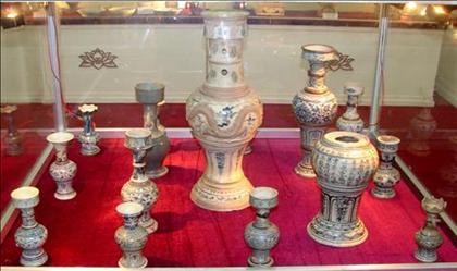 các loại chân đèn thế kỷ 16