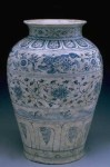 Important Blue and White Jar Decorated with Mythical Animals  Treasures from the Hoi An Hoard, Vietnam, Late 15th/Early 16th Century.