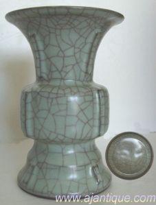 Guan Type Vase