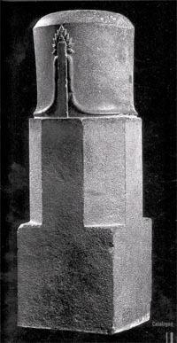 Chiếc Linga ở Trà Kiệu (thế kỷ X)