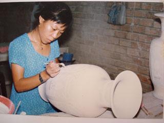 Kỹ thuật chế tác gốm