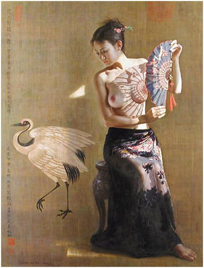 Guan Zeju's Timeless series -4