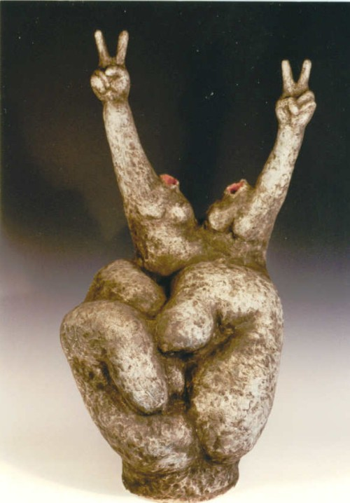 Victory (1995) Size: 27 x 13 x 11""