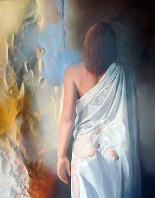 Stefan Hadzi-Nikolov' s nude paintings