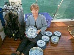 Roxanna Brown là một chuyên gia hàng đầu về gốm sứ Đông Nam Á - Nguồn thestar.com.my