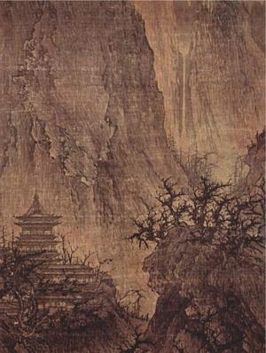 Chùa trên đỉnh núi – Lý Thành(li Cheng)