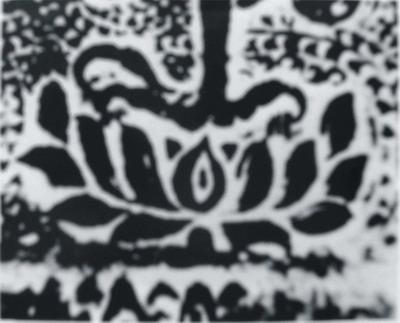Hoa sen đỡ chân Phượng, Chùa Bà Tấm, Gia lâm - Hà Nội