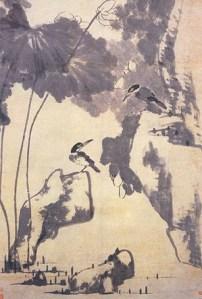 Lotus-and-Birds
