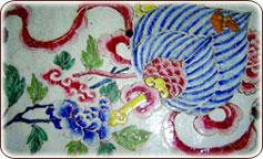Pháp lam Huế (họa pháp lang)-một tiêu bản
