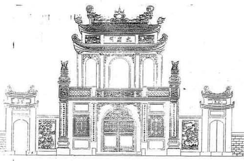 Văn Miếu Môn