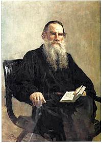 Lev Tolstoy (1828-1910) do Ilya Repin vẽ năm 1887